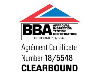 BBA Certification For Clearbound System