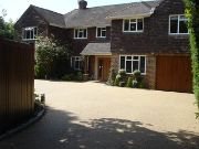 Permeable SUDs Resin Bound Driveway