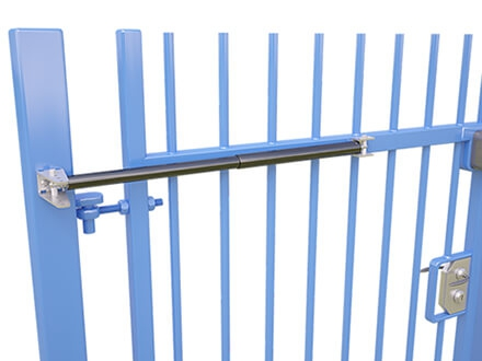 Retrofit Gate Closers