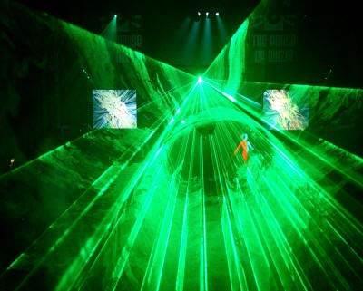Laser System & Zion Laser Controller