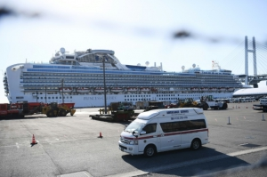 Cruise Ship Infection Control
