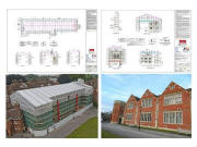 Scaffold Design & Drawing