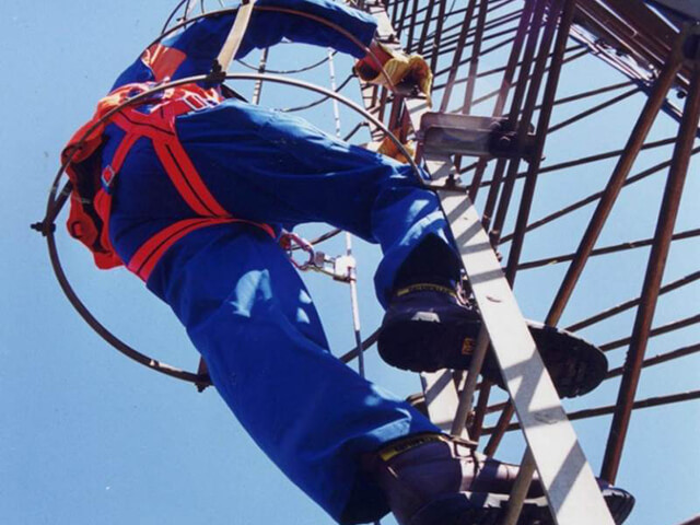 Vertical Fall Protection