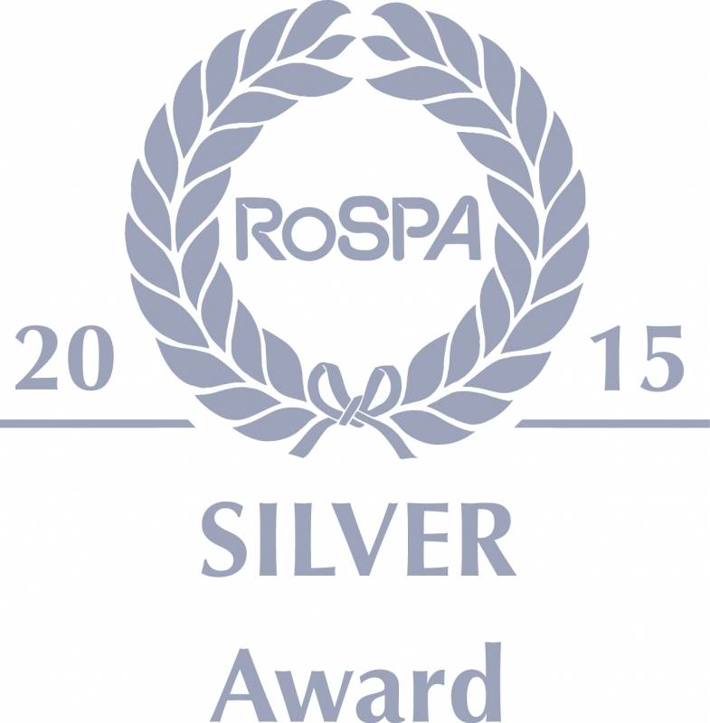 British Standard Gratings is a winner in the RoSPA Awards 2015