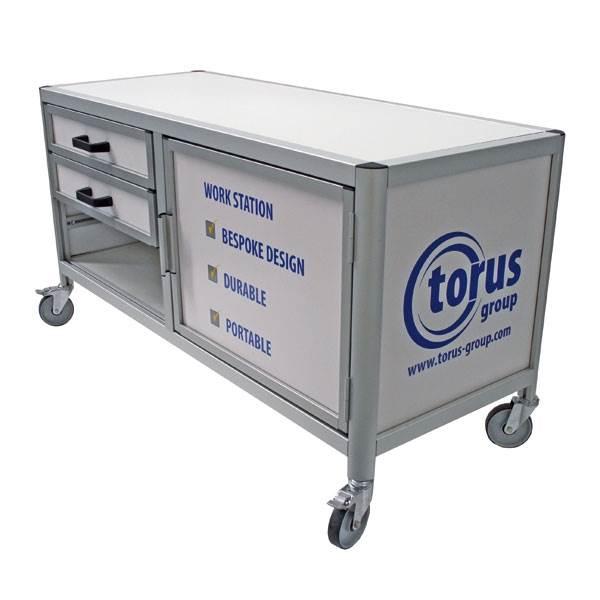 Business Portable Enclosures : Torus automation limited cabinet and machine enclosure