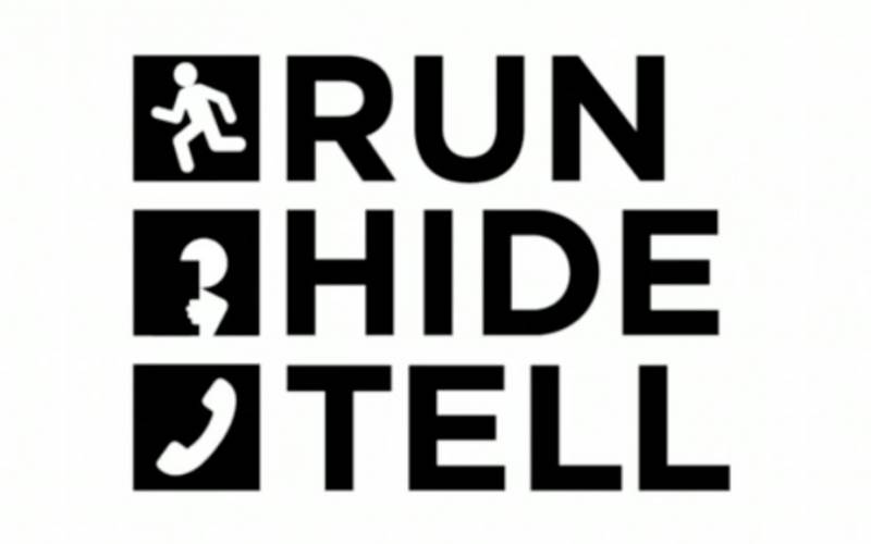 Run, Hide, Tell - Government Advice on Staying Safe