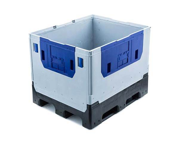 New Collapsible Plastic Box Pallet