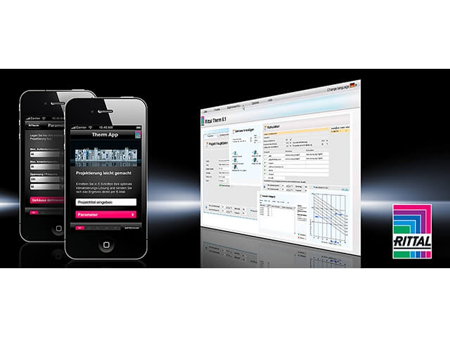 Rittal's Therm Software Makes Short Work of Specifying Climate Control Equipment