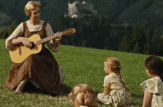 The Sound of Music: Sew, a Needle Pulling Thread