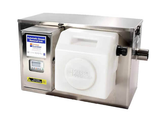 Grease Traps for Commercial Kitchens