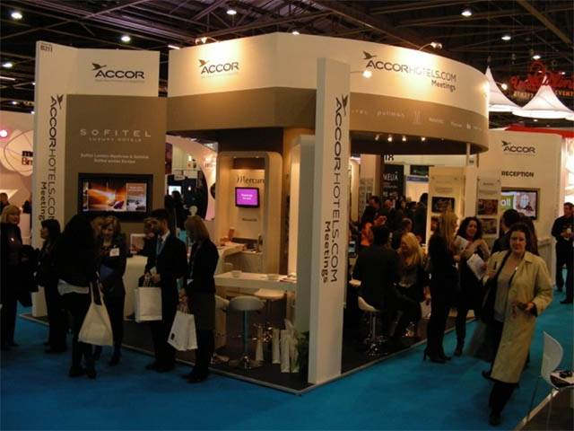 Accor Hotels - Exhibition Stand