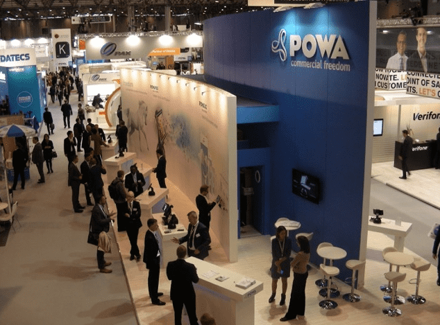 POWA - Exhibition Stand