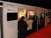 Award winning stand for 360 Innovations