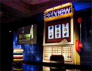 Betview - Custom designed stage set