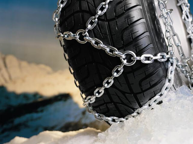 Snow Chains and Autosock