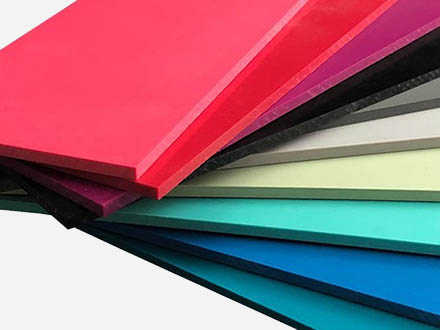 Hygienic Cladding - Coloured Sheets
