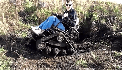 Wheelabrator helps wheelchairs get ready for off-road action