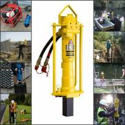 PD1 Handheld pile & Post Driver Hire & Sales
