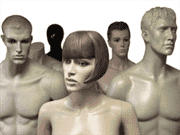 Mannequins and Bodyforms