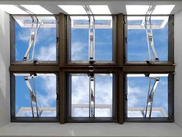 Manual Window Openers: