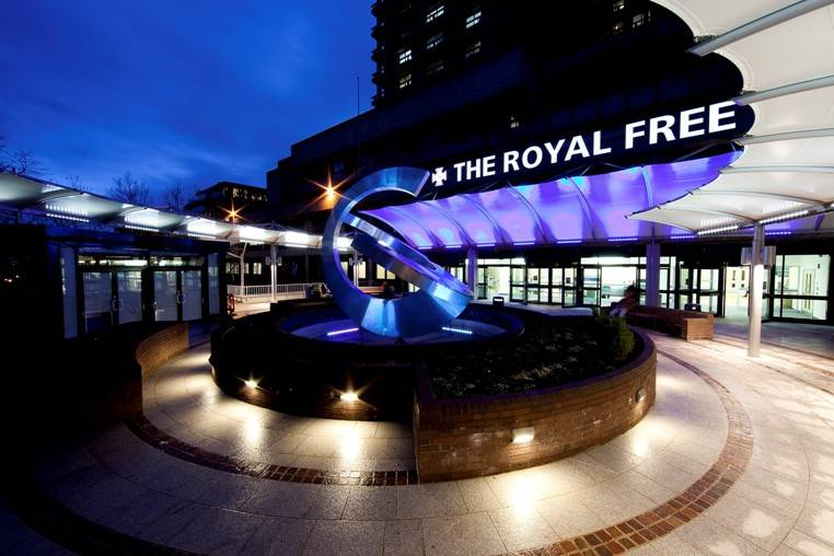 MISL Completes Royal Free Hospital Scanning Project 2 Years Ahead of Schedule