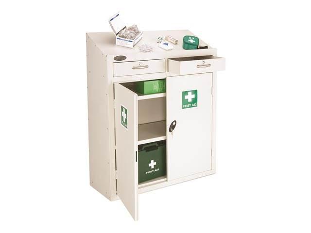 Medical Workstation Cupboards
