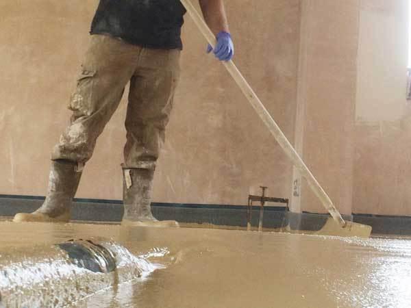Liquid Screed Ltd Liquid Screed For Underfloor Heating