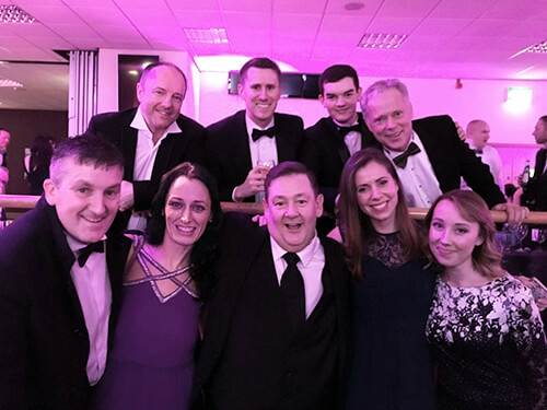 St helens Chamber Dinner Dance 2018