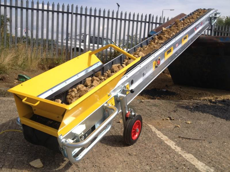 Conveyor belts for hire
