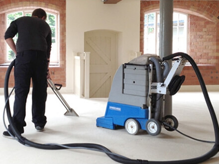 Carpet and Floor Cleaning