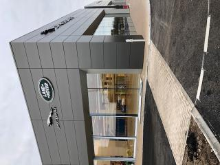 Nu-Clad installed at Land Rover Jaguar Lincoln