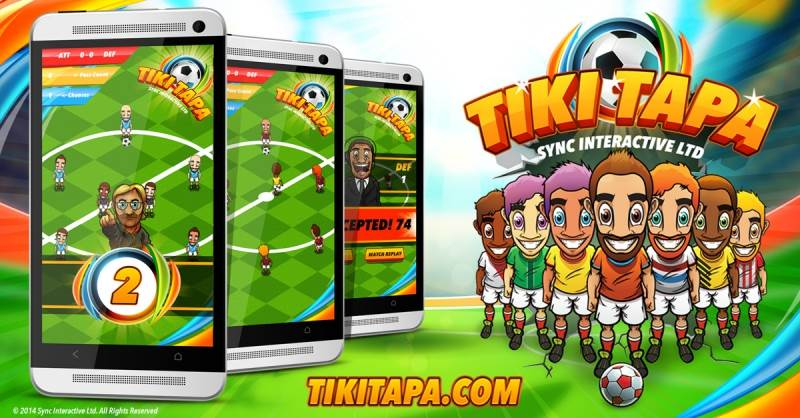 Tiki Tapa is now available FREE on iOS & Android