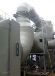 BHP Ductwork In Use
