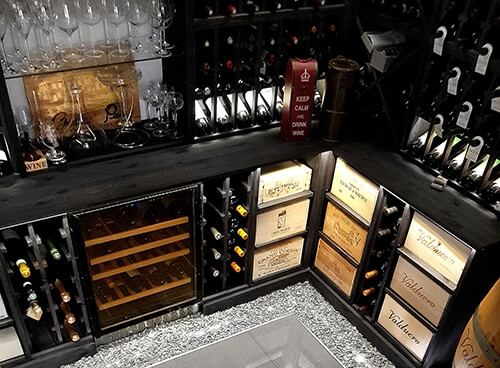 Turn your Wine Cellar into a Wine Room