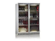 Wine cabinet for restaurants