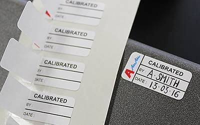 CILS offer a simple and reliable solution to field-test labelling