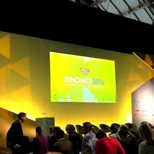 A-Gas Electronic Materials attends Innovate 2016