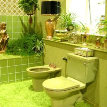 Bathroom Trends As Years Gone By