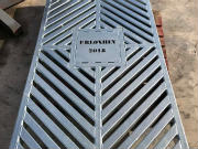 Fabrication Drain Coves