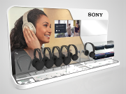 Sony - Display Stand