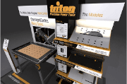 Triton Tools Exhibition Display