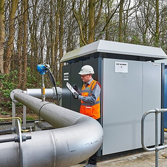 Severn Trent installs reliable oil-free screw blowers