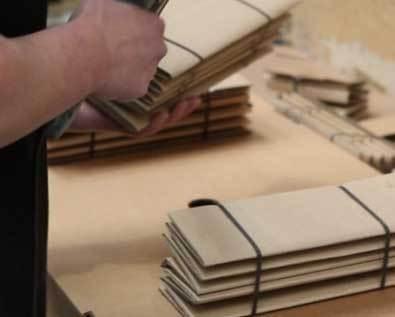 Cardboard Cushioning
