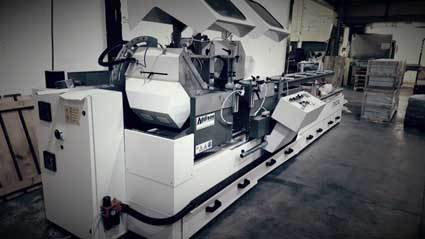 BAL Group purchases high speed double head mitre saw