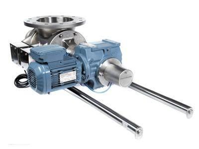 Dmn westinghouse rotary valve