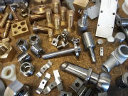 Aluminum, Brass & Nickel Parts