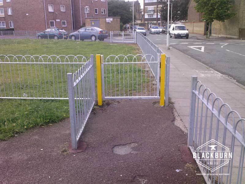 Metal Fencing and Gates