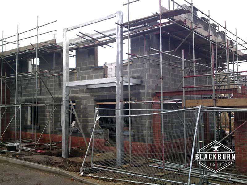 Structural Steel Errectors