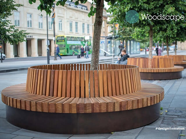 Woodscape Street Furniture Catalogue