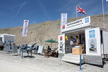 Mastermag Returns For 9th Consecutive Hillhead Show!